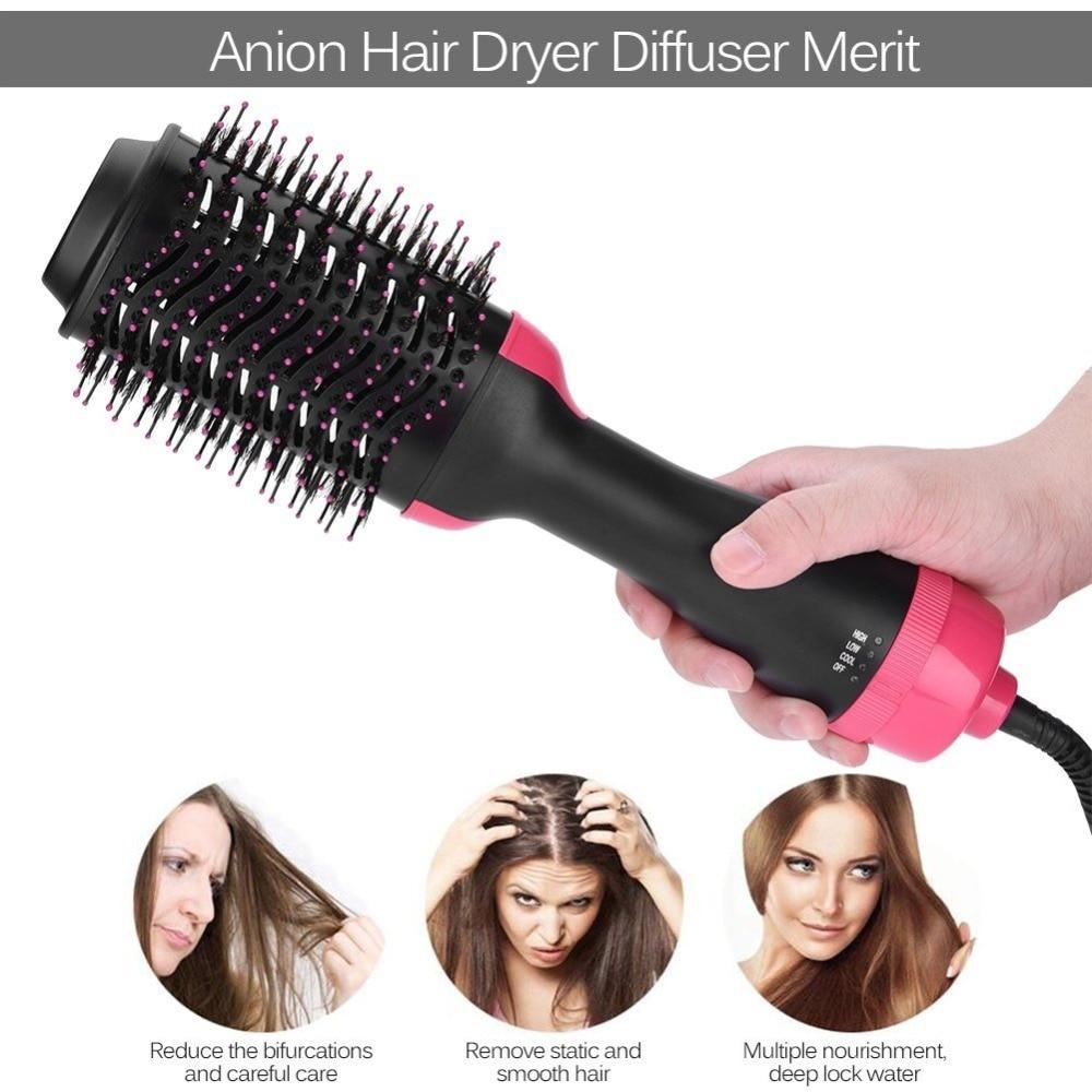 Hair Dryer Brush 2