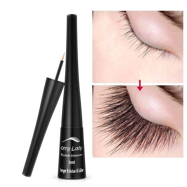 Collagen eyelash growth serum