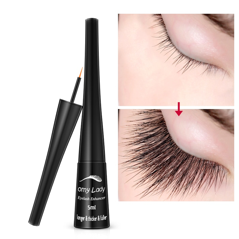 Collagen eyelash growth serum