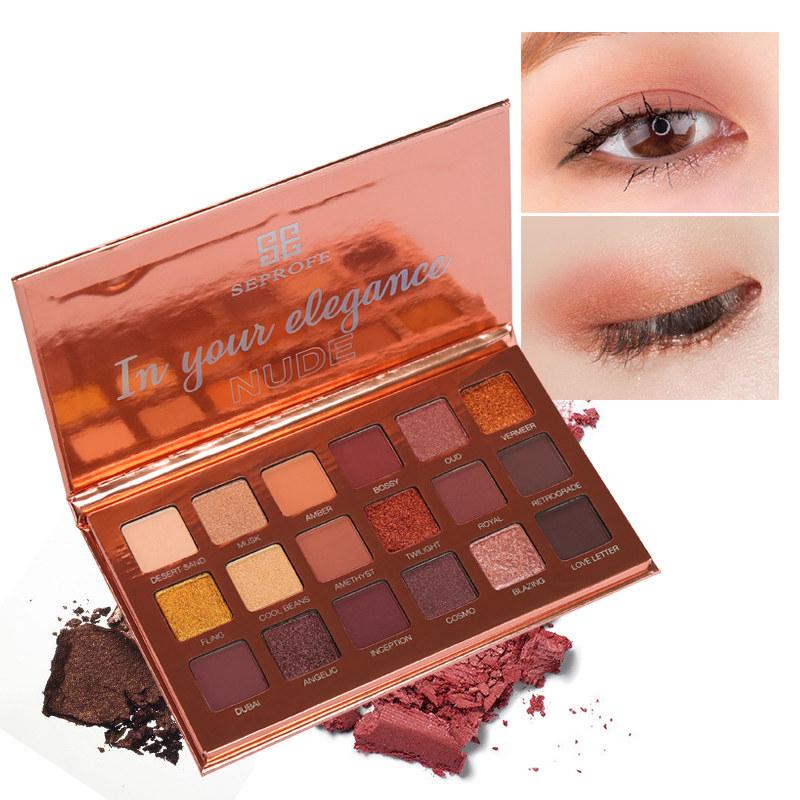 Eye shadow Palette Makeup
