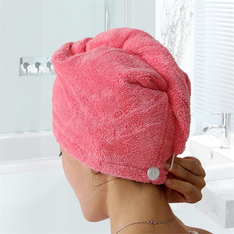 Microfiber Hair Towel 2